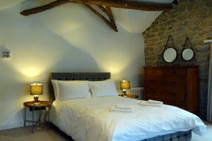 Bridge Cottage, Castleton, Peak District Holiday - King Bedroom