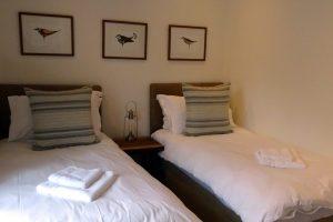Bridge Cottage, Castleton, Peak District Holiday - Twin Bedroom