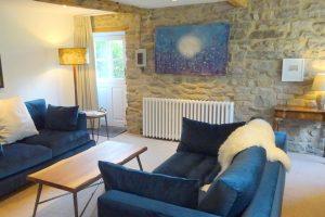 Bridge Cottage, Castleton, Peak District Holiday - Sitting Room