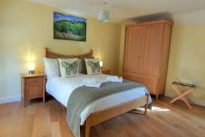 Clock Cottage, Matlock, King Bedroom