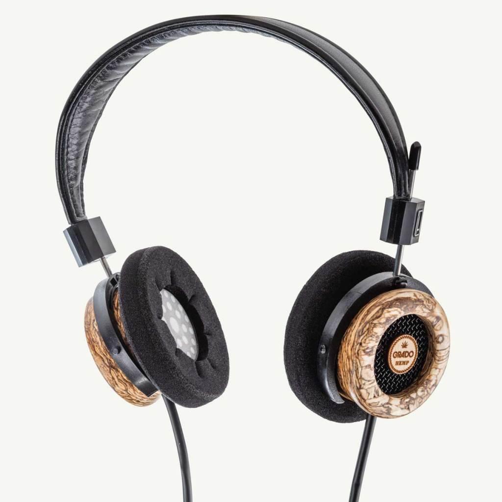 The Hemp Headphone – Limited Edition