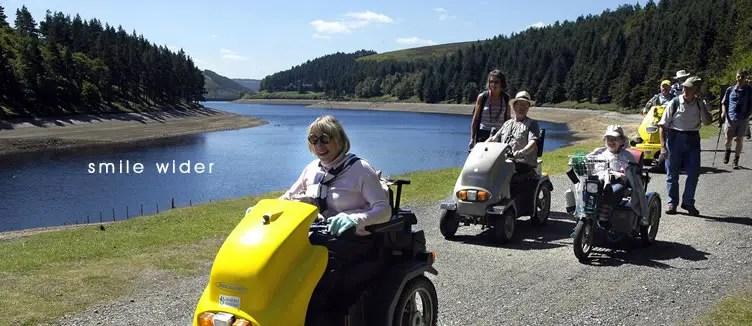 peak district accessibility