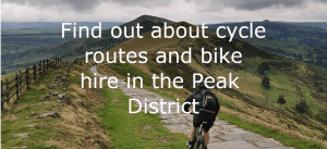 peak district bike hire