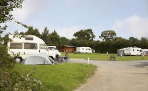 Ashbourne campsite and caravan site