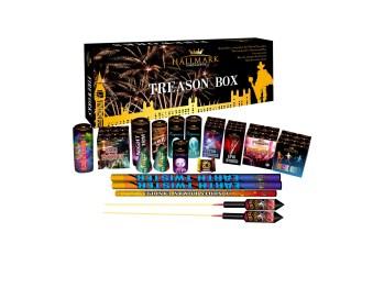 Treason Fireworks selection box for sale