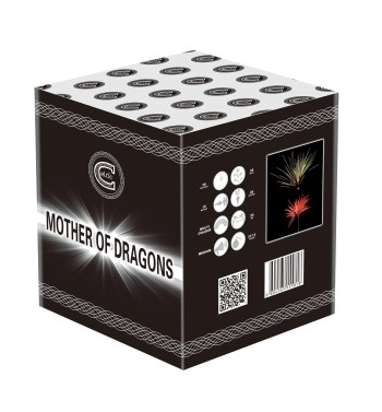 Mother of Dragons Firework