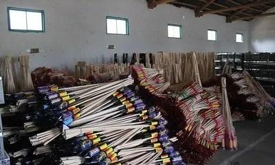 Fireworks factory Liuyang