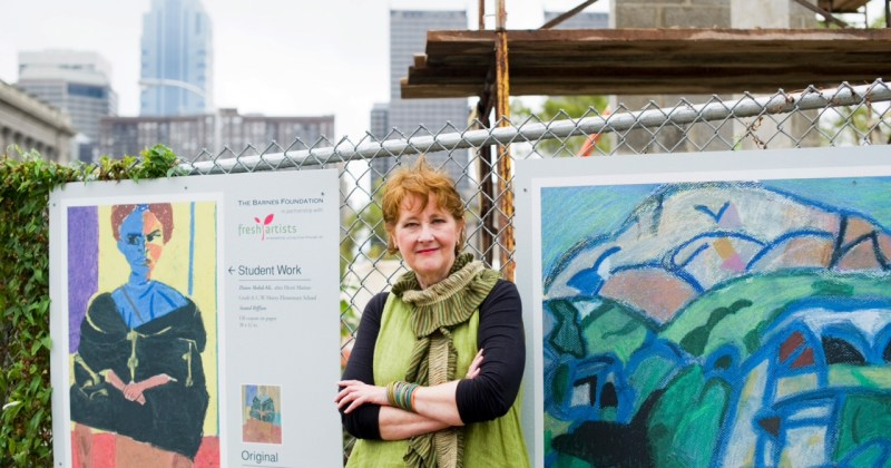 Q&A with Barbara Chandler Allen, Founder & Executive Director of Fresh Artists