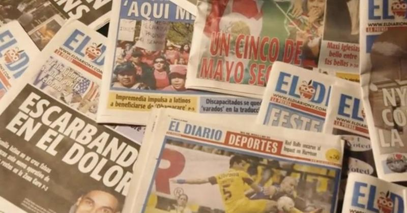 The life and death of El Diario