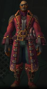 Overseer Korgus' boss model in Tol Dagor