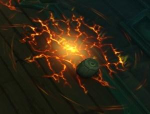 Exploding Barrels in Tol Dagor