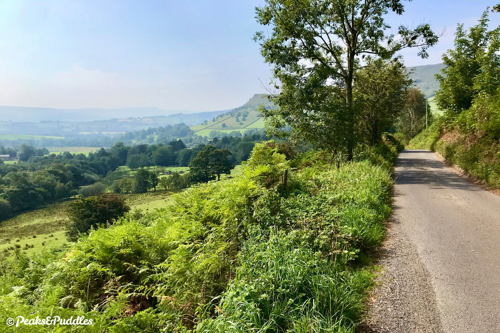 Cracken Edge is just one side of Chinley Churn, but now takes centre stage from Maynestone Road, one of the High Peak's best cycling descents.