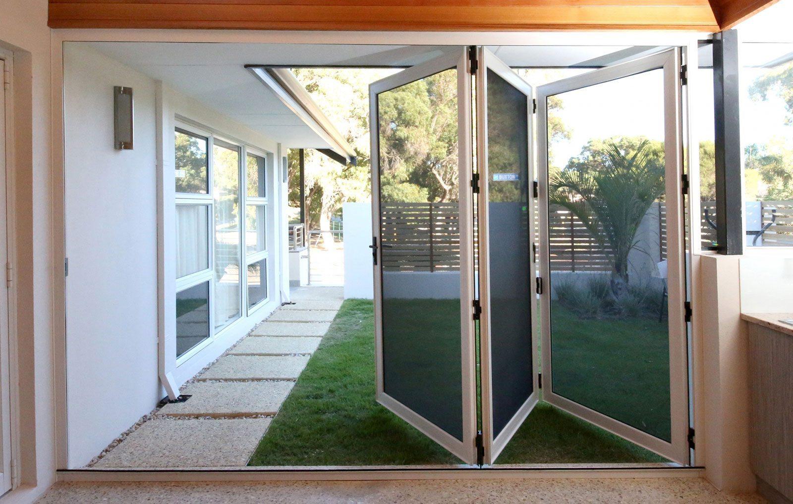 window door screen services