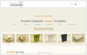 Screenshot Officinadellegatore.it