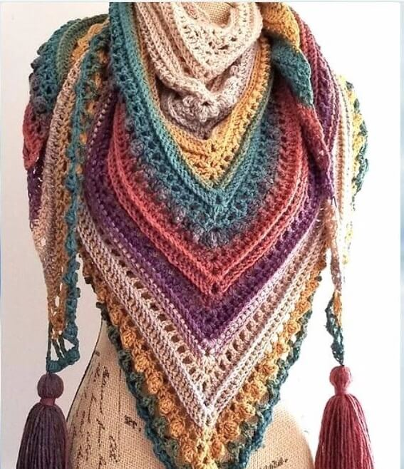 Yarn Cake Inspirations - Free crochet patterns - Peanut and Plum