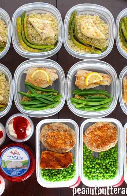 Meal Prep Ideas – Week of February 2nd
