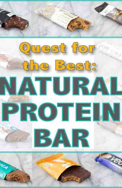 Quest for the Best – Natural Protein Bar