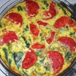 Vegetable Egg Quiche