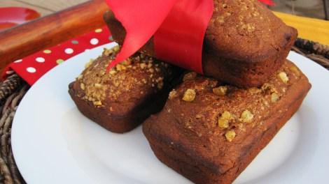 Gingerbread Loafs