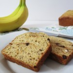 Banana Bread with Chocolate Chips