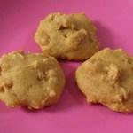 Peanut Butter Chip Yogurt Cookies