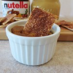 Cinnamon and Sugar Lavash Chips