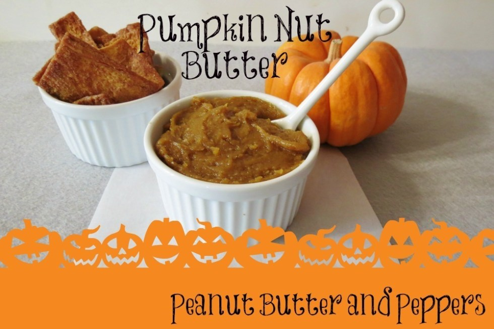 Pumpkin Nut Butter