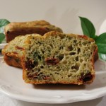 Sundried Tomato and Pesto Quick Bread