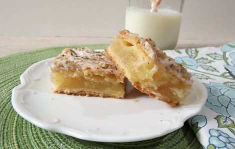 Pineapple Square Bars