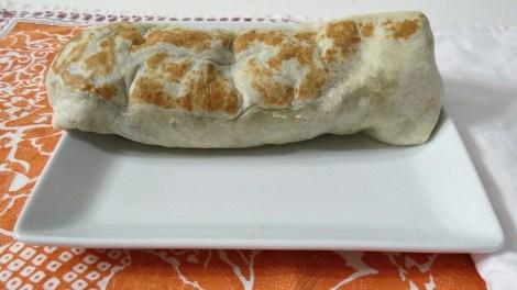 Cantina Steak Burrito