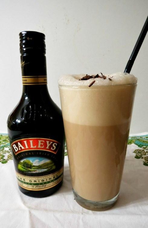 Bailey's Irish Cream Shake
