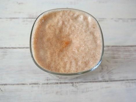 Skinny Cinnamon Dolce Frappe