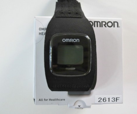 OMIRON Strapless Heart Rate Monitor