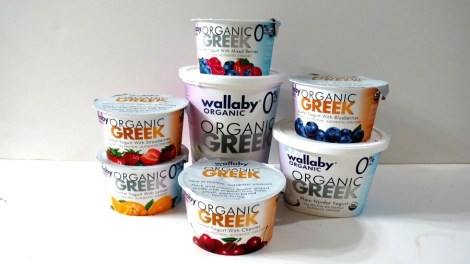 Wallaby Greek Yogurt