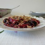 Stove Top Berry Crumble #SundaySupper