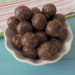 Chewy Corn Flake Balls /  Weekly Recap