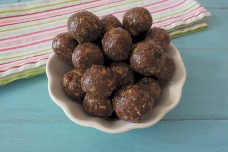 Chewy Cornflake Balls