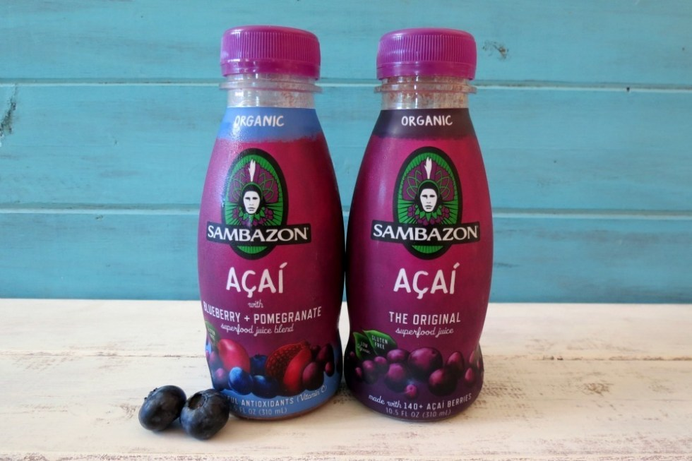 SAMBAZON Organic Original Acai Superfood Juice