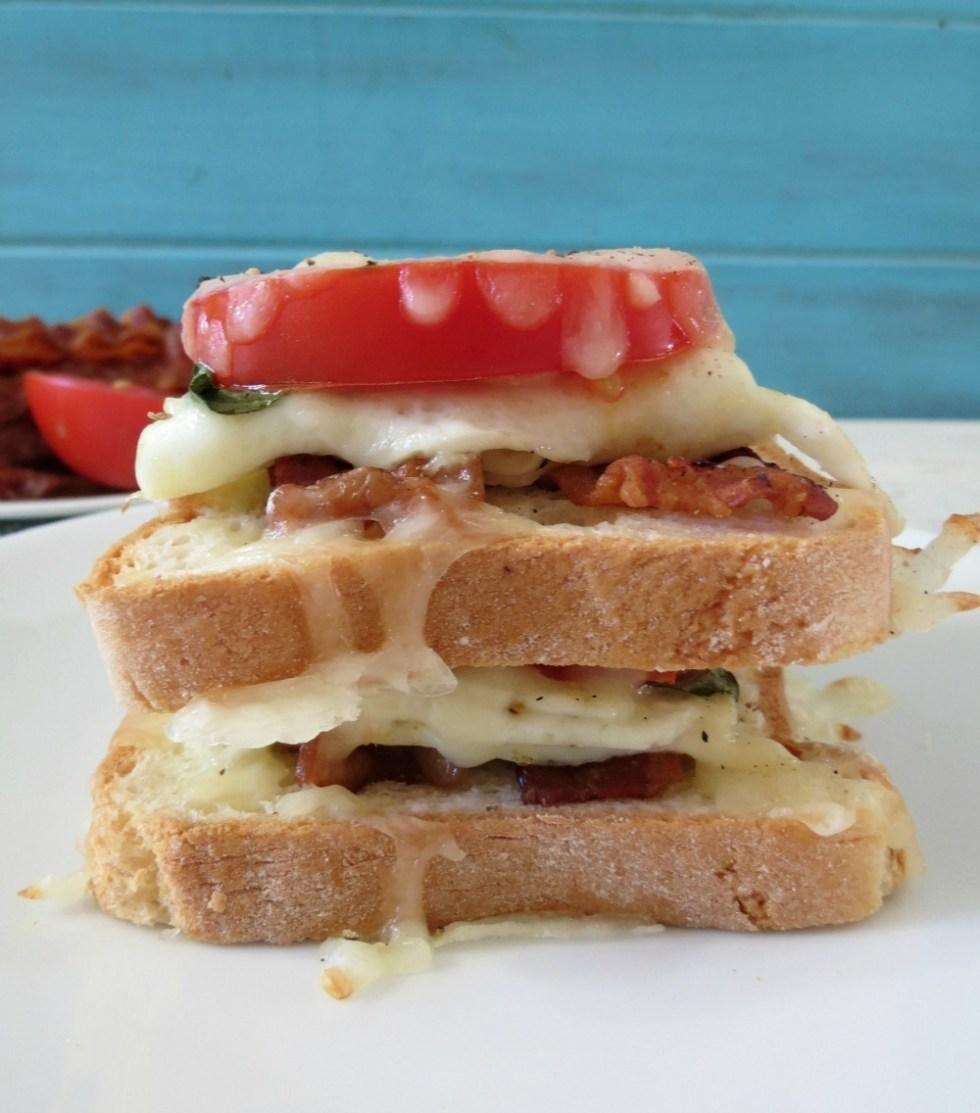 Open Face BTC Sandwich