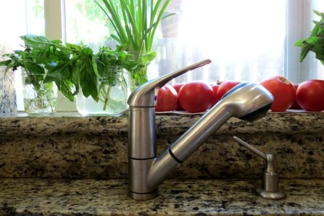 My faucet