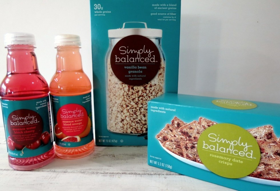 Target Simply Balanced Product Line