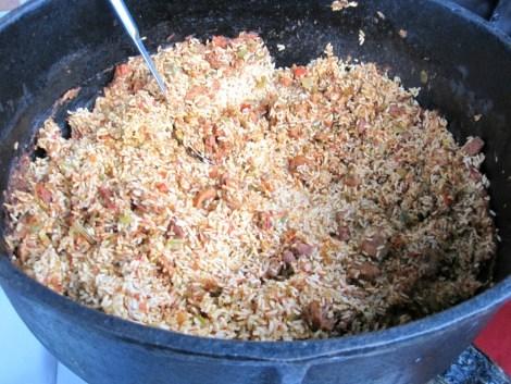 Creole Jambalya