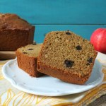 Apple Butter Bread with Maple and Apple Butter Dip / Giveaway #applebutterspin