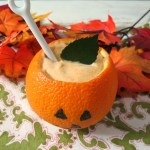 Pumpkin Pudding Cups