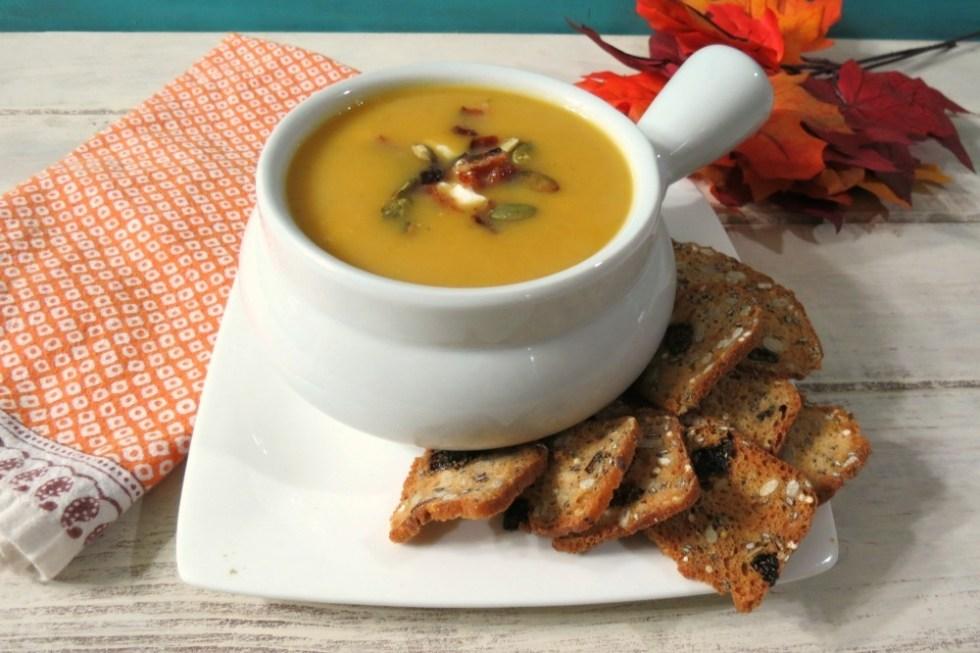 Cream Butternut Squash Soup