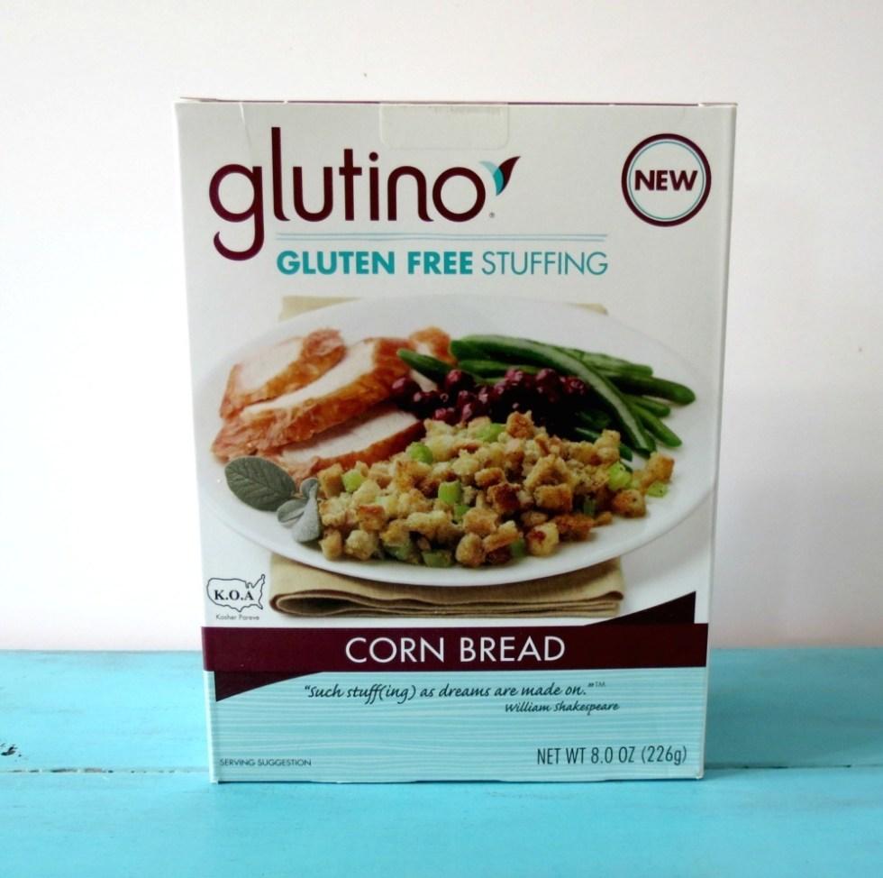 Glutino Cornbread Stuffing