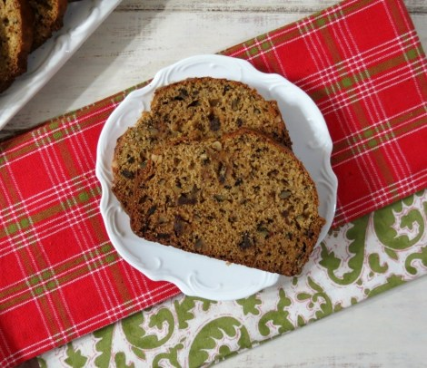 Date and Walnut Bread #Diamond Fantasies