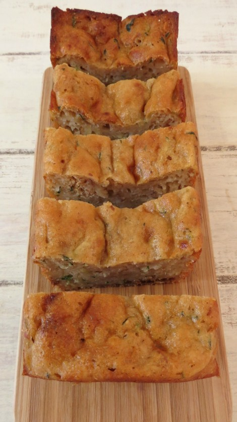 Zucchini Almond Bread