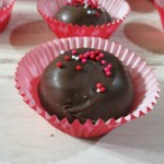 Dark Chocolate Dreams Truffles / Giveaway