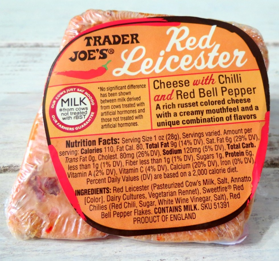 Trader Joe's Red Leicester 066